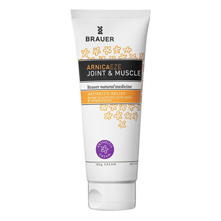 Brauer ArnicaEze Joint & Muscle Cream 100G