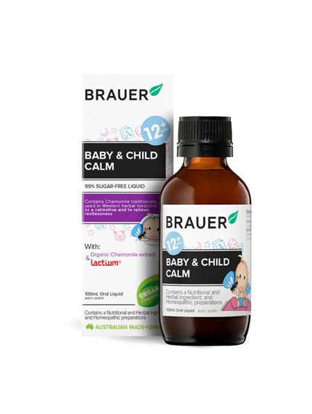 Brauer Baby & Child Calm 100ml
