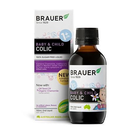 Brauer Baby & Child Colic 100mL