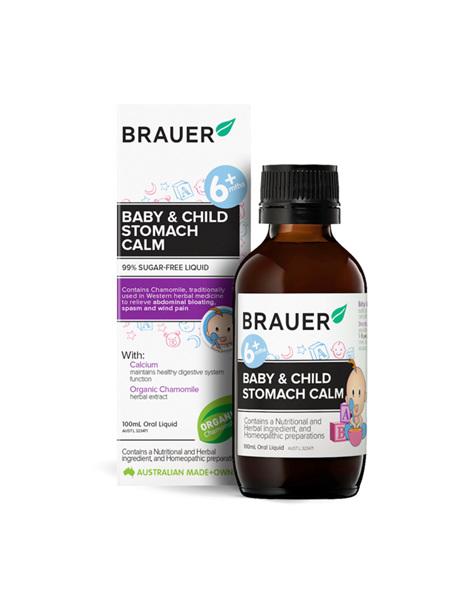 Brauer Baby & Child Stomach Calm 100ml