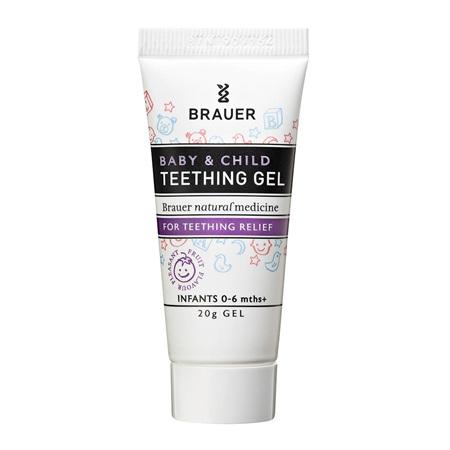 Brauer Baby & Child Teething Gel 20G