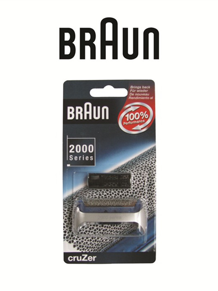 Braun 2000 Series 20S AND 10B CruZer