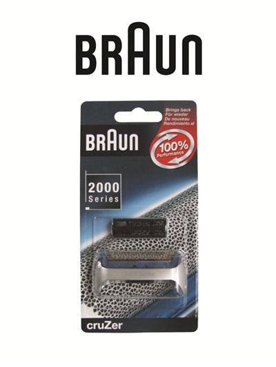 Braun 2000 Series 20S AND 10B CruZer