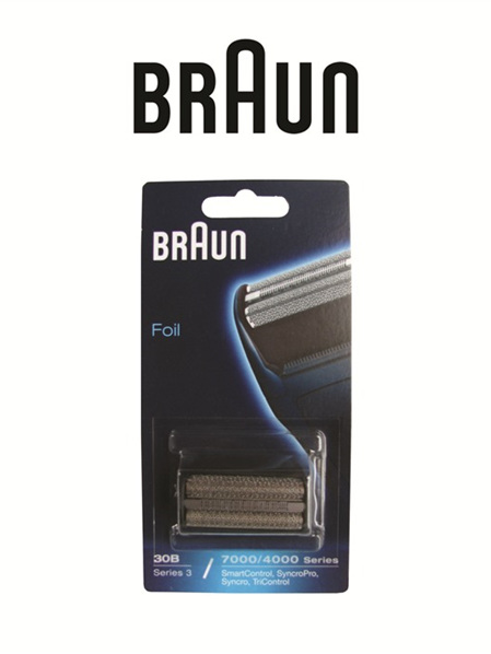 Braun Foil 30B Series 3 Please Order Foil And Cutter 30B