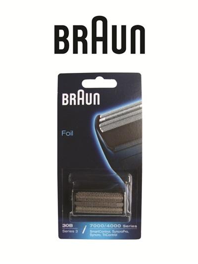 Braun Foil 30B Series 3 Please Order Foil And Cutter 30B