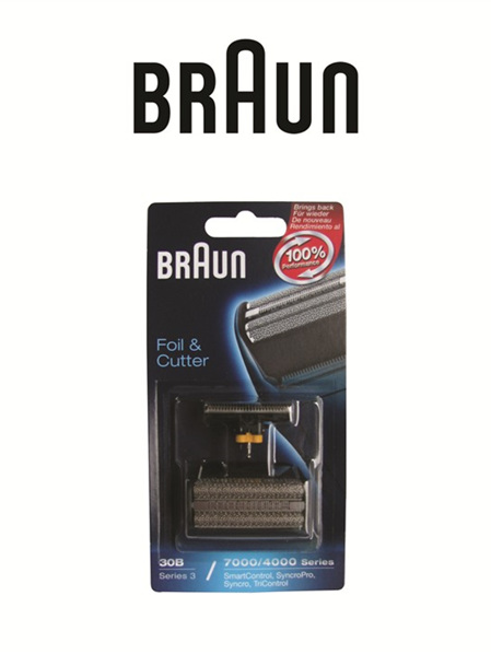 Braun Foil and Cutter 30B Series 3
