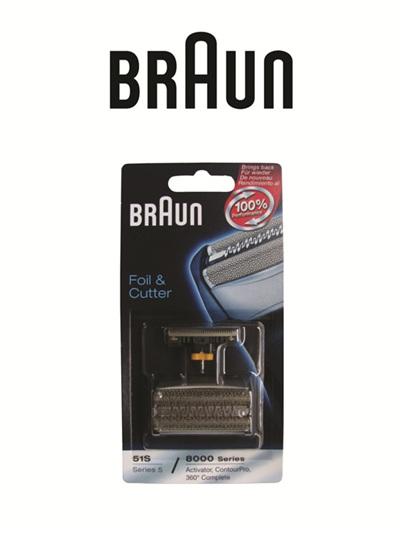 Braun Foil & Cutter 51S Series 5