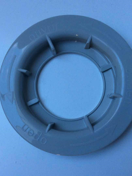 Braun Food Processors KM3050 Ring Nut  BR67000530