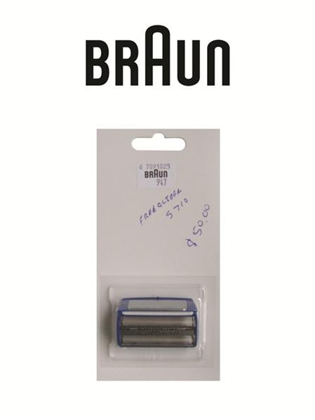 Braun Freeglider Foil S710