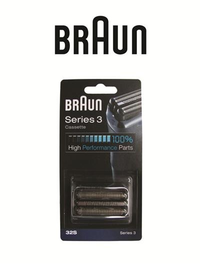 Braun Serie 3 Cassette 32S