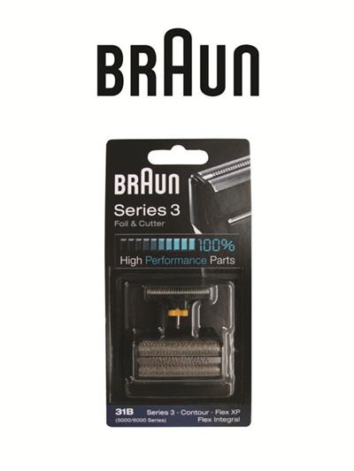 Braun Serie 3 Foil & Cutter 31B