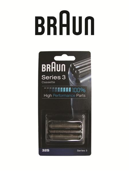 Braun Series 3 Cassette 32S and 32B