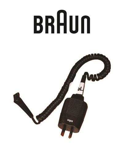 Braun Series 7 Smart plug/cord Right Angled Plug  7030-748
