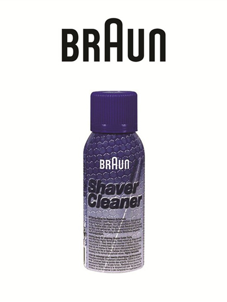 Braun Shaver Cleaner