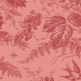 Braveheart Toile Rose A-9174-RE