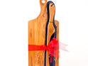 bread board and knife set - ribbon