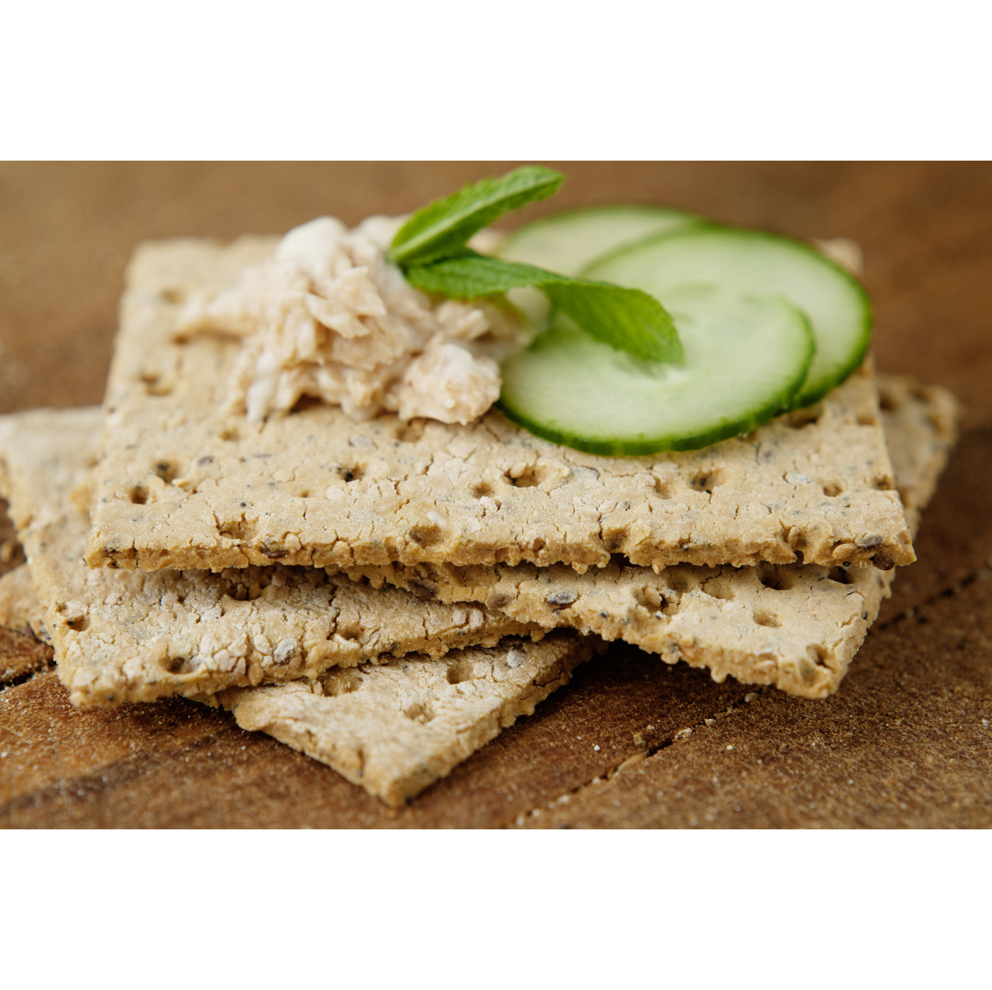 corn crackers for lunch