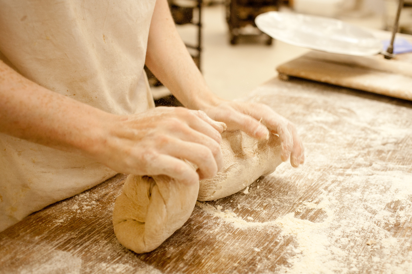 HOW WE BAKE OUR BREADS