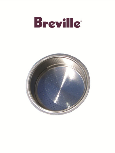 Breville 2 Cups Dual Wall Filter