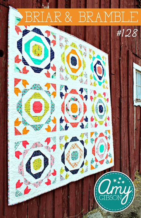 Briar and Bramble Quilt Pattern