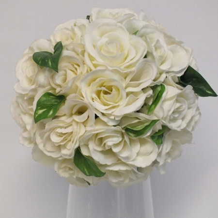 Bridal Posy white 1590