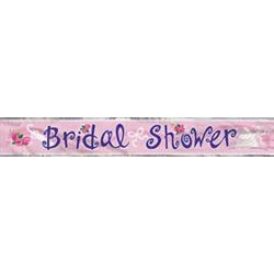 Bridal Shower banner 3.6m
