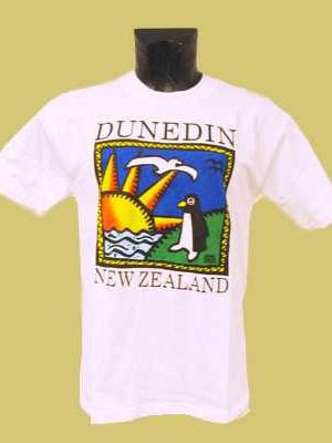 Dunedin Penguin Tee