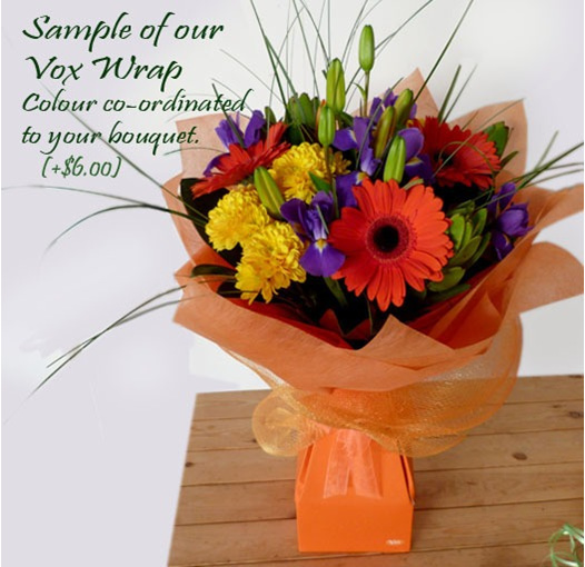 bright mix vox bouquet