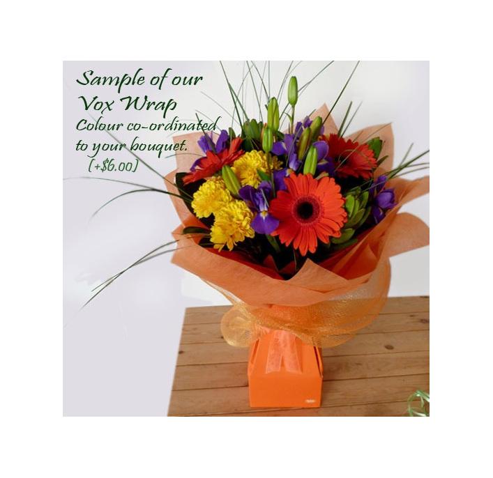 bright mix vox bouquet