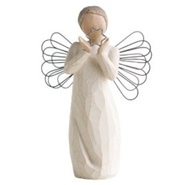 Bright Star Angel - Willow Tree