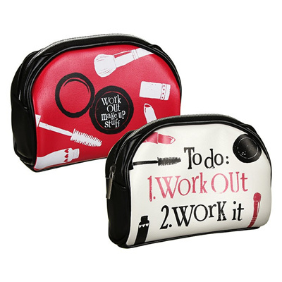 BRIGHTSIDE - To Do Work Out Cosmetic Bag