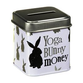 BRIGHTSIDE - Yoga Bunny Money Tin