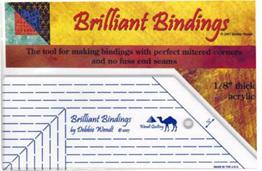 Brilliant Bindings Ruler