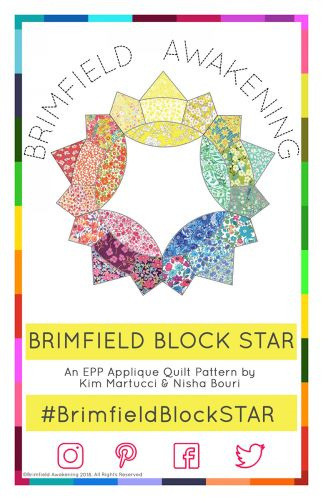 Brimfield Block Star Pattern