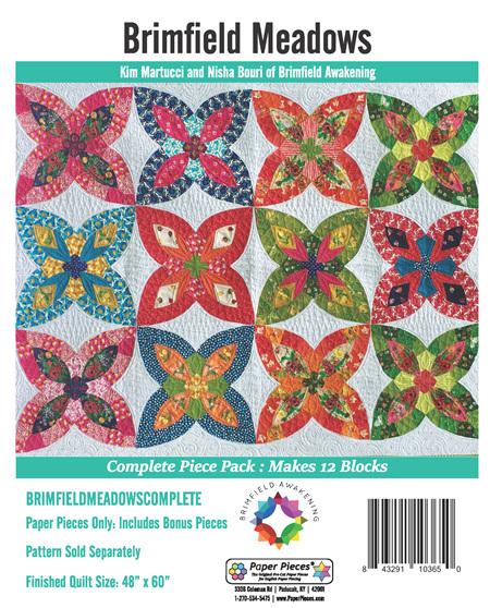 Brimfield Meadows Paper Piece Pack