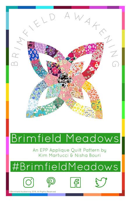 Brimfield Meadows Quilt Pattern