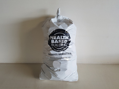 Biomass Briquettes 20kg FREE SHIPPING SOUTH ISLAND
