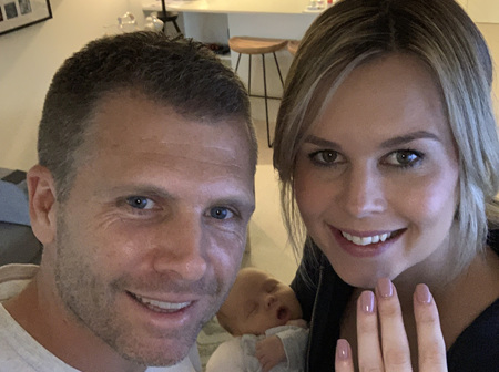 Brisbane Roar Manager Celebrates Engagement and New Arrival in a Whirlwind Year