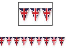 British union jack pennant banner 3.66m