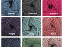 Broadway Yarns: Purely Wool 50gr