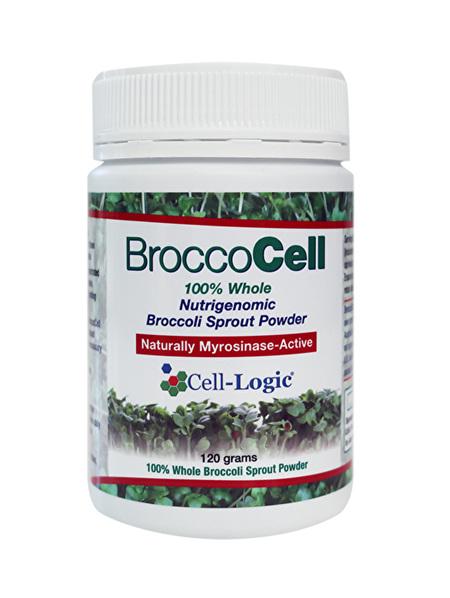 BroccoCell Nutrigenomic Broccoli Sprout Powder
