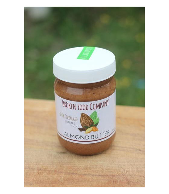 Broken Food Co Chocolate Almond Butter 250g