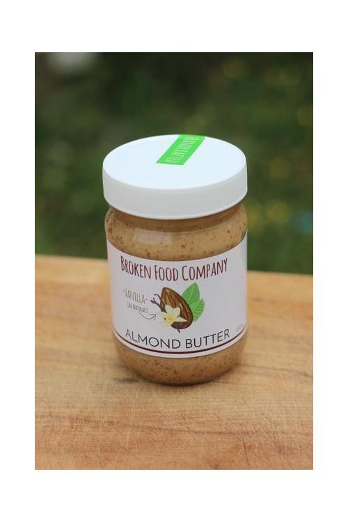 Broken Food Co Vanilla Almond Butter 250g