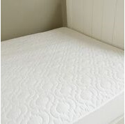 Brolly Quilted Mattress Protector - King Single