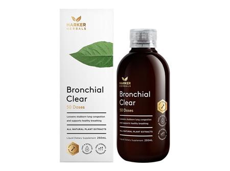 BRONCHIAL CLEAR 250