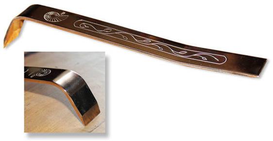 Bronze Hive tool