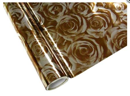 Bronze Roses Foil