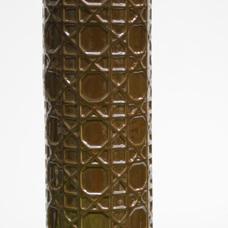 Brown Ceramic Cylinder 706