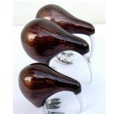 Brown Kiwi Ornament