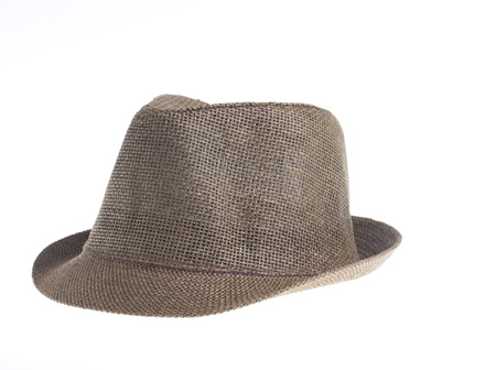 Brown Promo Trilby